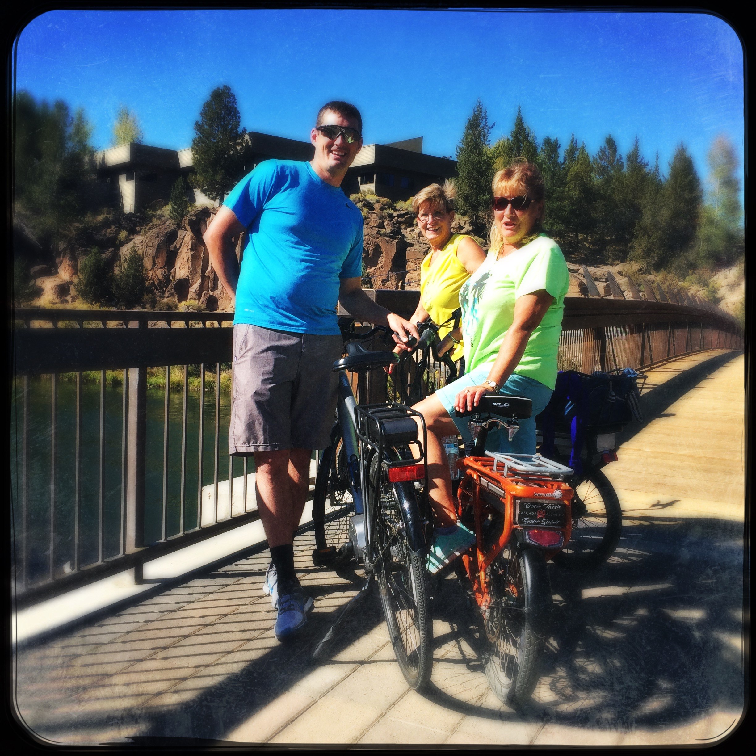 Tour Of Homes Bend Or - Ebike tours