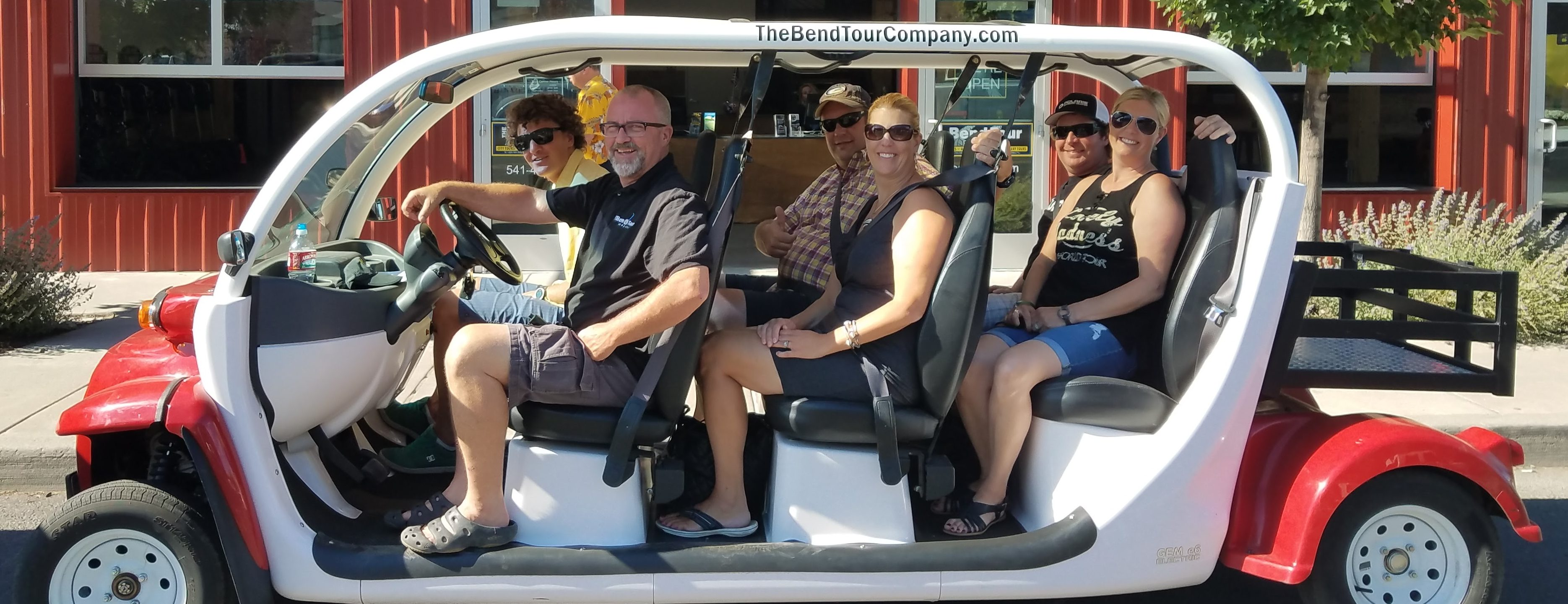 Electric Cruiser Car Tours