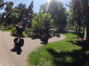 Drake Park Bend Oregon Segway tour