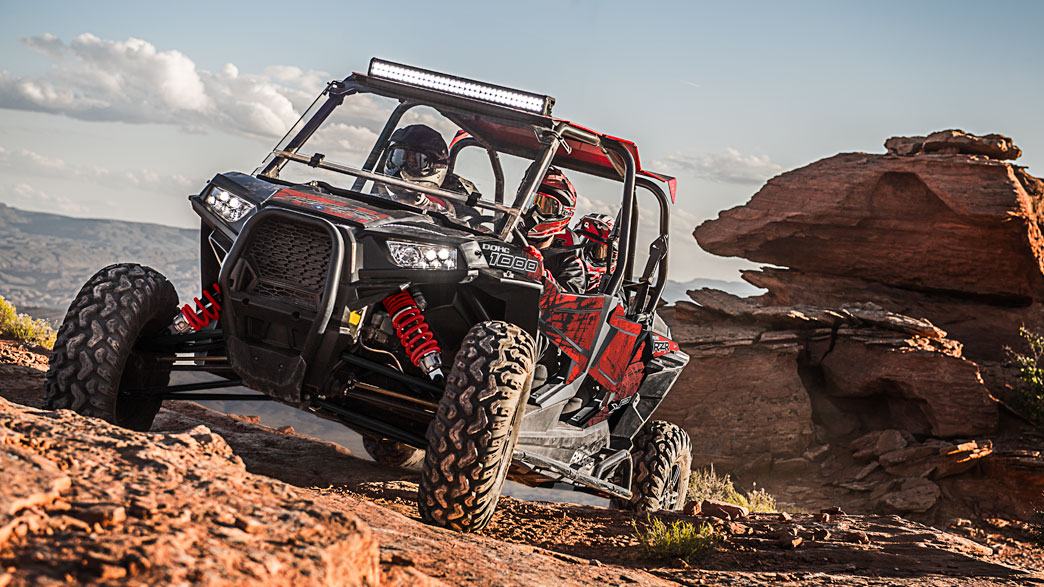 Polaris RZR ATV Tours
