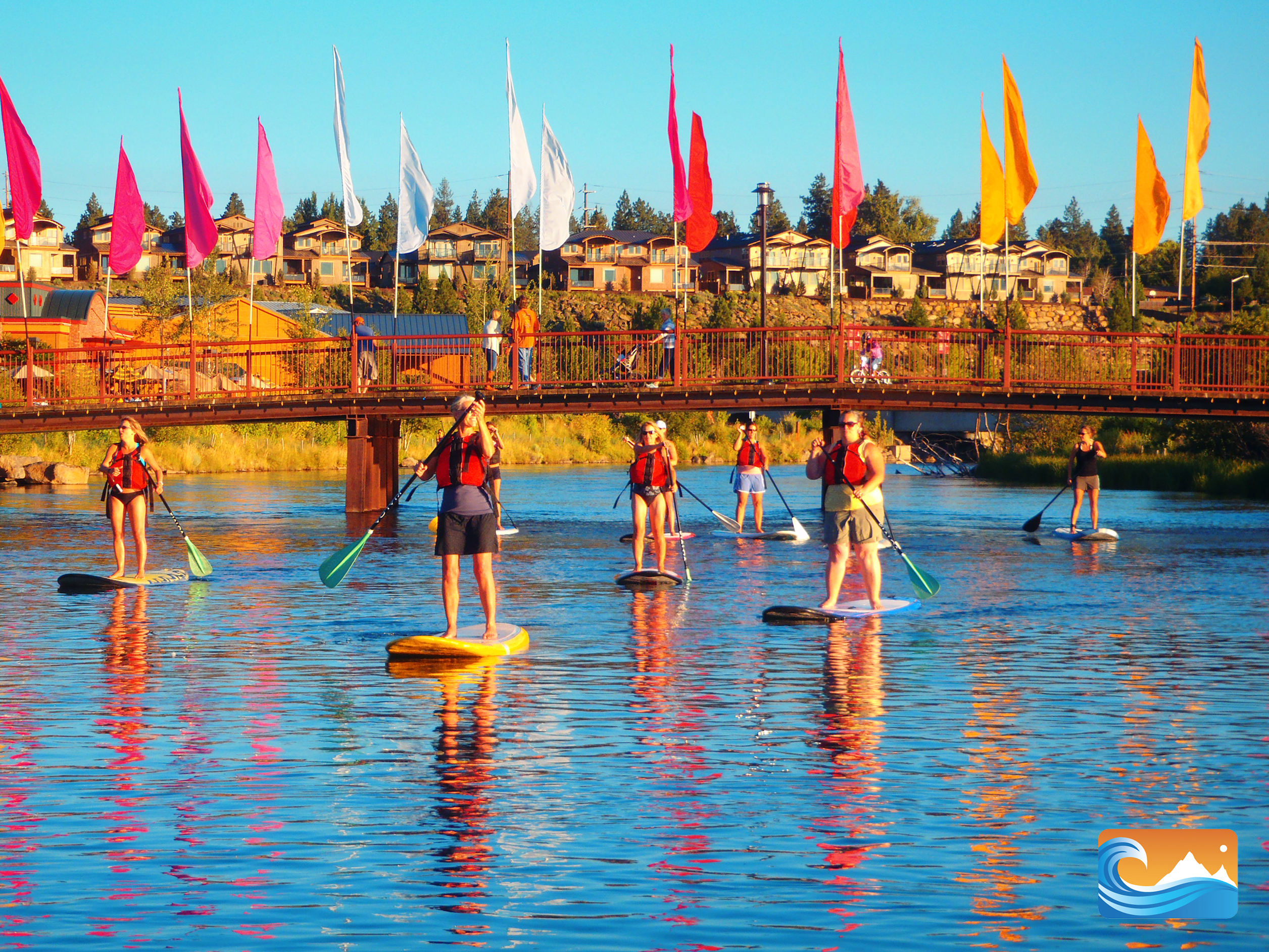 Photography SUP Kayak workshops clinics classes