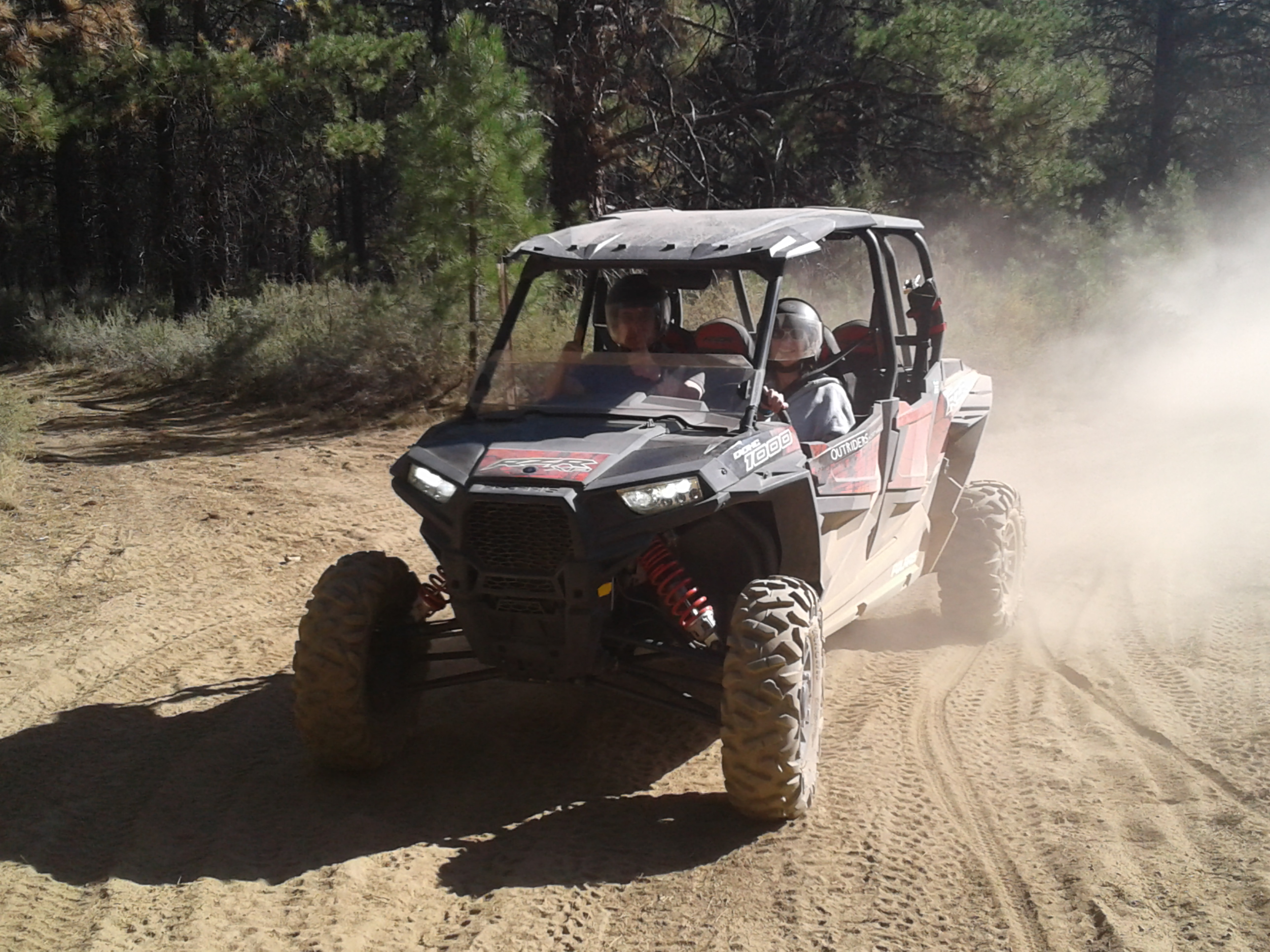 Off Road Tours | Guided You Drive Polaris RZR Side-By-Side ATVs
